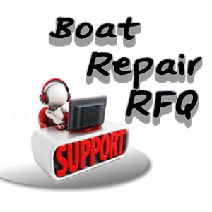 Request an RFQ for Boat Repairs